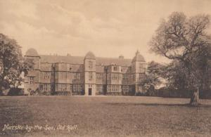 Old Hall at Marske By The Sea Antique Friths Postcard
