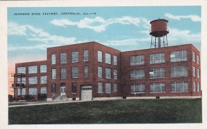 CENTRALIA , Illinois , 1910s ; Johnson Shoe Factory