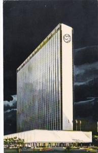 New York City Hilton Hotel At Rockefeller Center