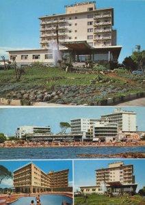 Palma De Mallorca Hotel Alexandre Spanish 2x Postcard