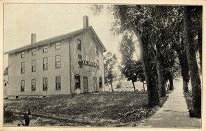 VT - Milton. Odd Fellows Lodge #67