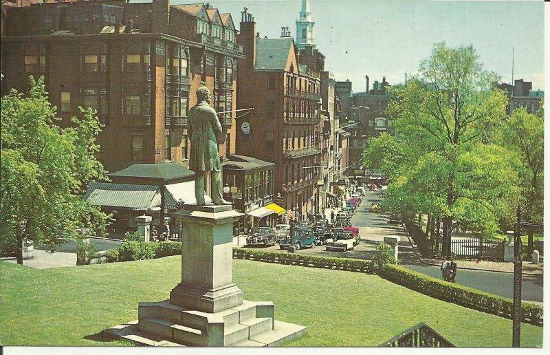 Boston, Mass., Park Street