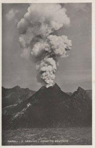 RP; NAPOLI , Il Vesuvio (Volcano) - Conetto Eruttivo , Italy , 30-40s