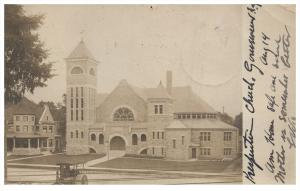 18938 NY Gloversville  Presbyterian Church  RPC