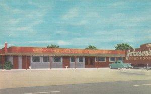 DUNN , NC, 30-40s; Johnson's Restaurant