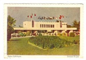 Entrance to Fair , IZMIR, Turkey, 50-70s