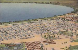 Florida Camp Blanding Hospital Area Kingsley Lake Curteich