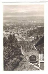 RP; Heidelberg , Germany , 1940-50s ; Trolly car