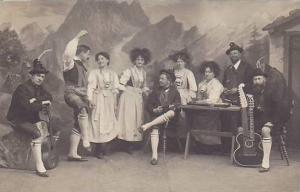 RP, Play- Theater, Music, 1910-1920s