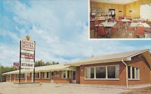 Park Bay View Motel Hotel , GERALDTON , Ontario, Canada , 50-60s