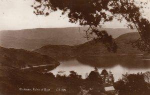 RP: RHUBAAN , Scotland , 1952