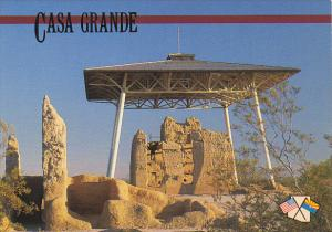 Casa Grande National Monument Arizona