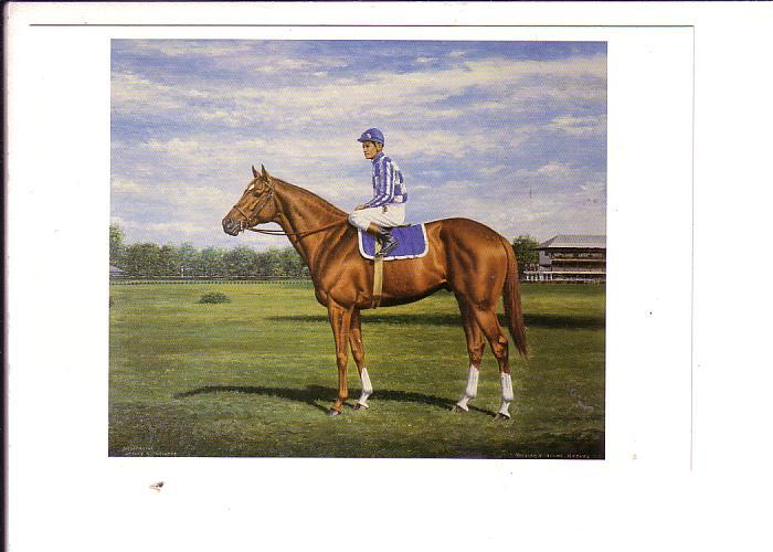 Richard Reeves, Secretariat, Race Horse