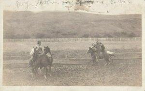 RP: COLFAX , Washington , 1900-10s Rodeo View #2
