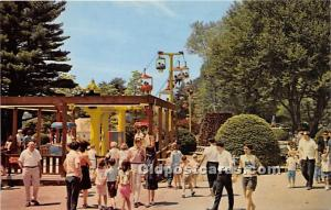 Salem, New Hampshire, NH, USA Postcard Canobie Park Unused