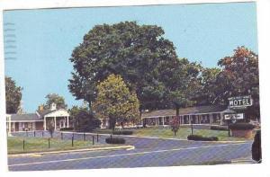Old Kentucky Home Motel, Bardstown,  Kentucky, PU-1984