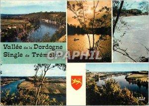Postcard Modern Vallee Dordogne Single Tremolat