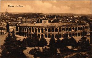 CPA VERONA L'Arena . ITALY (493509)