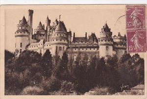 France Chateau de Pierrefonds Cote Est