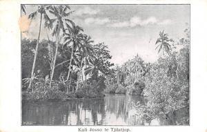 Indonesia, Republik Indonesia Kali Josso te Tjilatjap  Kali Josso te Tjilatjap