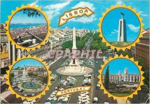Postcard Modern 472 lisbon portugal lisbon Remember