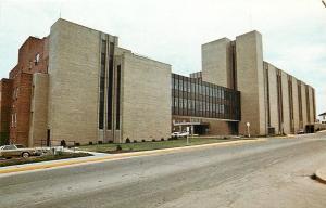 Kirksville Missouri~Osteopathic Hospital~1970s Postcard