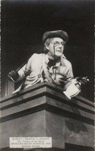 RP: STRATFORD, Ontario, Shakespearean Festival 1954, Taming of the Shrew #2
