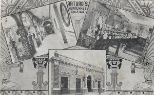 MONTERREY , Mexico, 1949 ; Arturos's