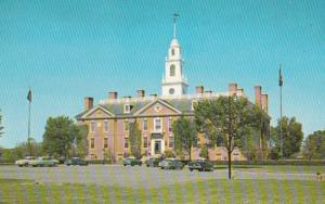 Delaware Dover New State House