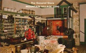 Bull Shoals, AR, Mountain Village 1890, General Store, Vintage Postcard g9339