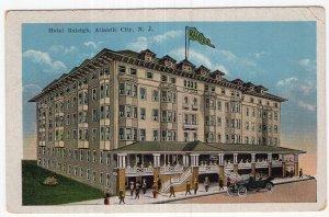 Atlantic City, N.J., Hotel Raleigh