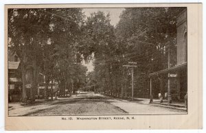Keene, N.H., Washington Street