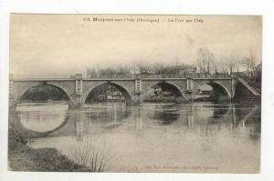 Le Pont Sur l'Isle, Monpont-sur-l'Isle (Dordogne), France, 1900-1910s