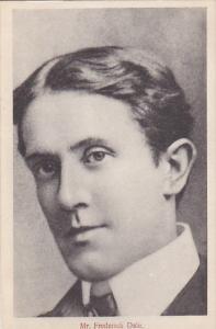 Famous Men Mr Frederick Dale