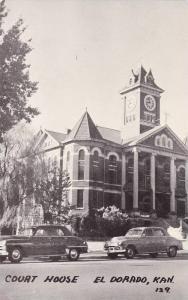 Exterior, Court House, El Dorado,Kansas,00-10s
