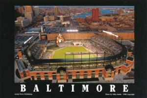 Camden Yards Baseball Stadium Baltimore MD Maryland - Orioles Baseball Team