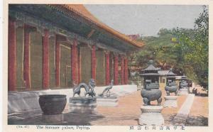 PEPING , China , 00-10s ; The Summer Palace