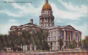 Colorado Denver State Capitol Building