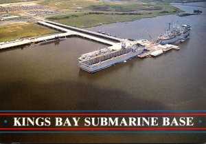 Georgia Kings Bay Submarine Base