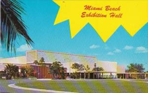 Florida Miami Beach New Exhibition Hall