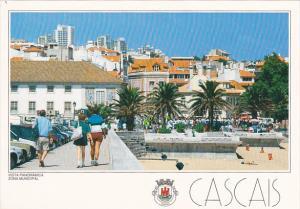 Portugal Cascais Vista Panoramica Zona Municipal