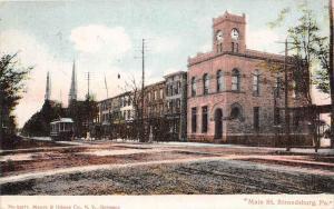 Pennsylvania  Stroudsburg, Main Street