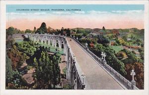 California Pasadena Colorado Street Bridge