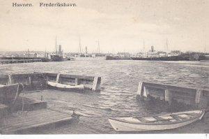 Frederikshavn , Denmark , 00-10s ; Havnen.