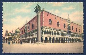 Doge's Palace Venice ITALY unused c1940's