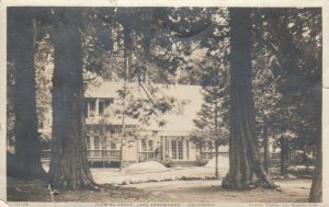 RP: LAKE ARROWHEAD , Ca. , 1900-10s ; Fleming Grove