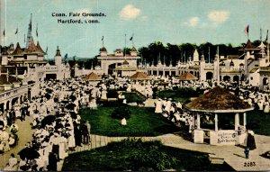 Connecticut Hartford The Connecticut Fairgrounds 1913