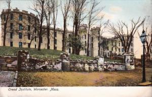 Massachusetts Worcester Oread Institute