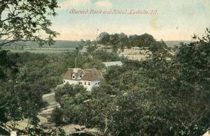 IL - La Salle. Starved Rock and Hotel