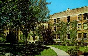 Michigan Mt Pleasant Bertha M Ronan Hall Central Michigan University
